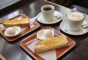 名古屋喫茶店早餐魅力 昭和風復古咖啡廳四選