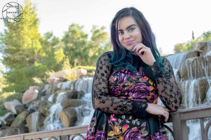 Waterfall | Damsel Doll | Lake Las Vegas | Henderson | Nevada