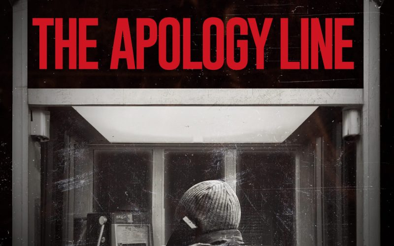 The Apology Line Podcast Cover