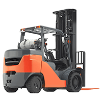 Cushion Tire Forklift