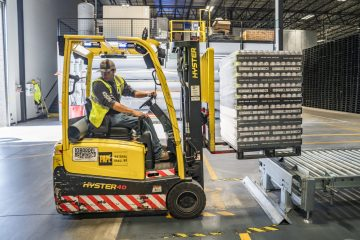 "featured image of the blog titled ""Benefits of Purchasing an Electric Forklift From a Trusted Dealer"""