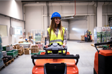 "featured image of the blog titled ""Buying Your First Forklift in Denver: A Complete Buyer's Guide"""
