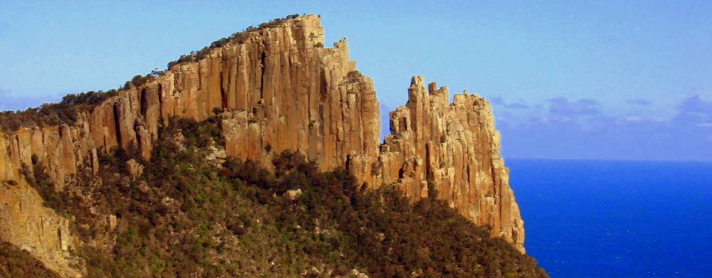 The Blade, Cape Pillar, Pacific Coast Tasmania