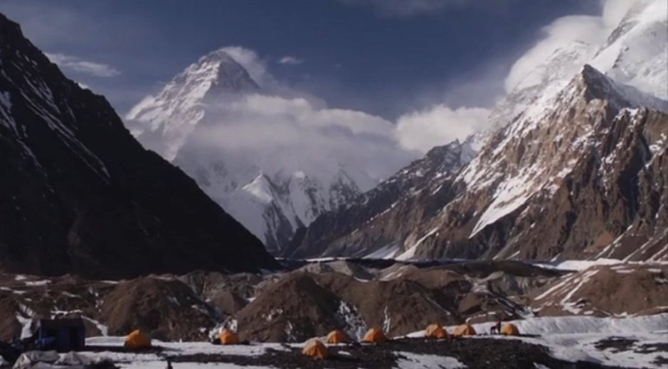 K2- Siren of the Himalayas- Still from Film Trailer- by Dave Ohlson-Ursus Films 02