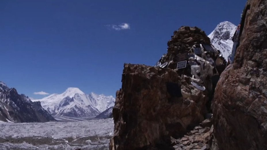 K2- Siren of the Himalayas- Still from Film Trailer- by Dave Ohlson-Ursus Films 10