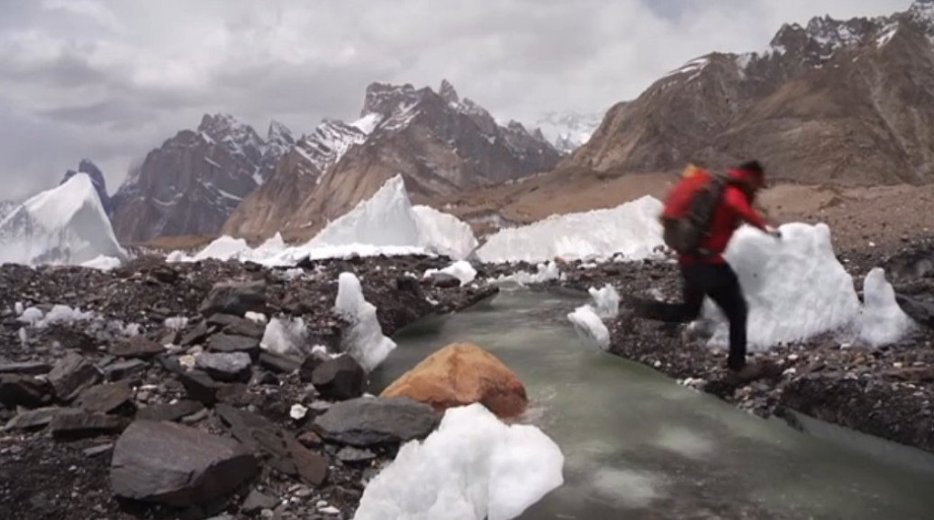 K2- Siren of the Himalayas- Still from Film Trailer- by Dave Ohlson-Ursus Films 11
