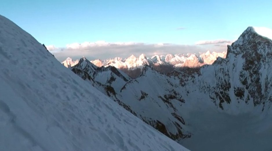 K2- Siren of the Himalayas- Still from Film Trailer- by Dave Ohlson-Ursus Films 17