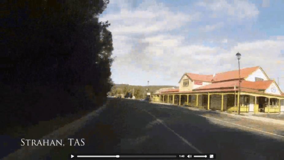 DoubleConvex Tasmania in Timelapse 11.02.00 AM