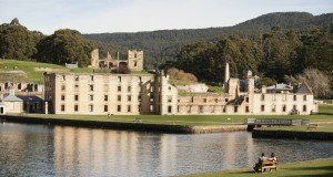 The Penitentiary across Mason Cove - by Jonathan Wherrett, courtesy Port Arthur Historic Site Management Authority_2400px