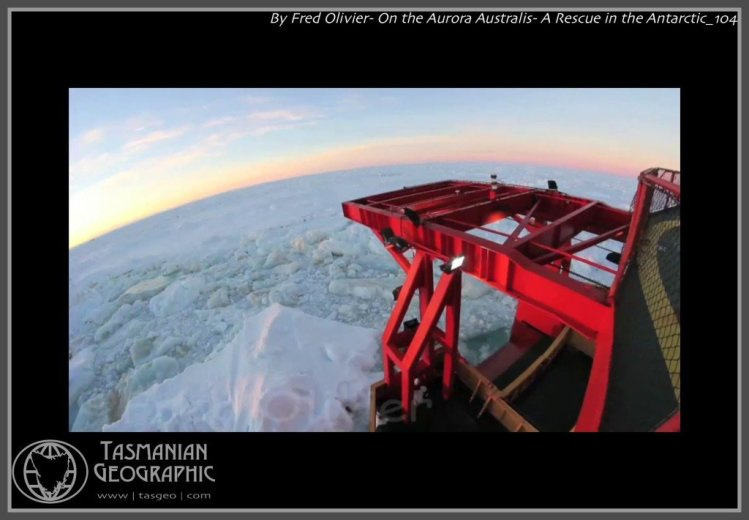 By Fred Olivier- On the Aurora Australis- A Rescue in the Antarctic_104