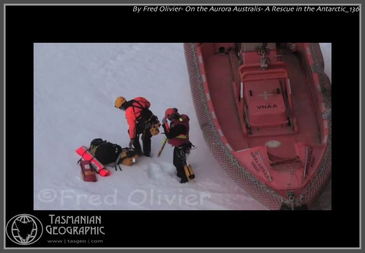 By Fred Olivier- On the Aurora Australis- A Rescue in the Antarctic_136