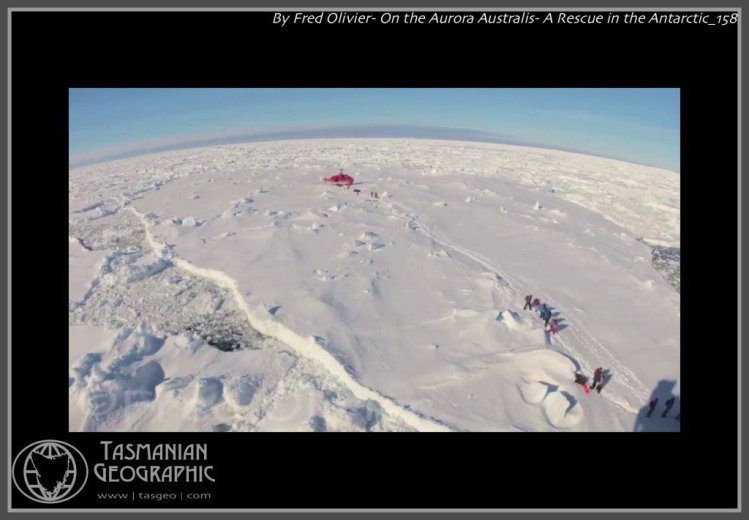 By Fred Olivier- On the Aurora Australis- A Rescue in the Antarctic_158