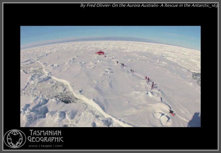 By Fred Olivier- On the Aurora Australis- A Rescue in the Antarctic_163