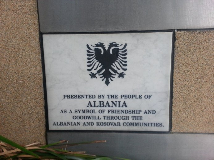 InternationalWallOfFriendship-Albania