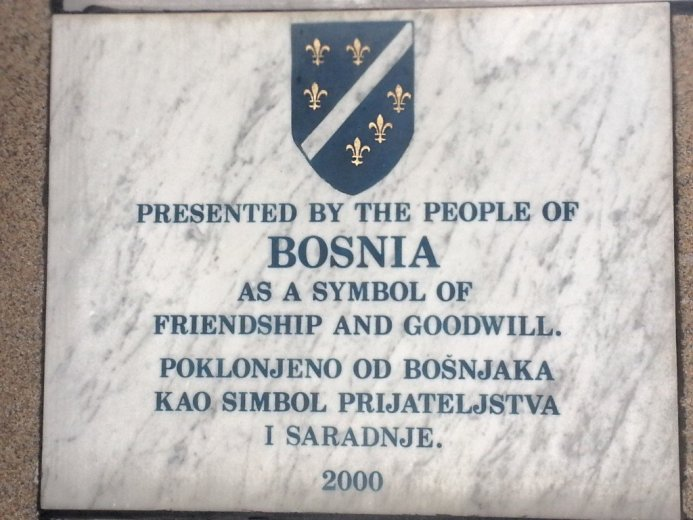 InternationalWallOfFriendship-Bosnia