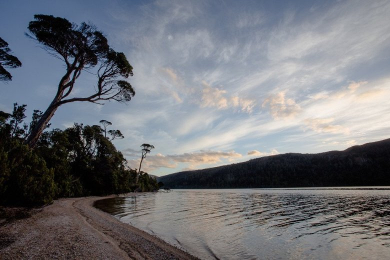 Sunset over Lake Judd - by Nick Fitzgerald - 005