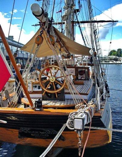 Australian Wooden Boat Festival - 2013 - Hobart