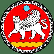 Coat of arms of Samarkand - via Wikimedia