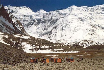 Peak of Ismoil Somoni - via Wikimedia