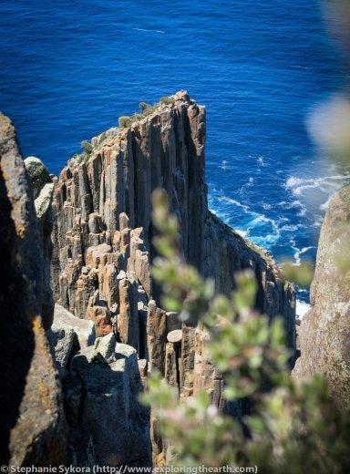 At Cape Raoul - by Stephanie Skyora