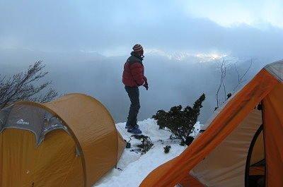 Ducane Traverse - by Cam Walker - Winter Camp