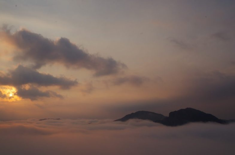 the-spires-by-abel-zane-smoke-at-sunrise