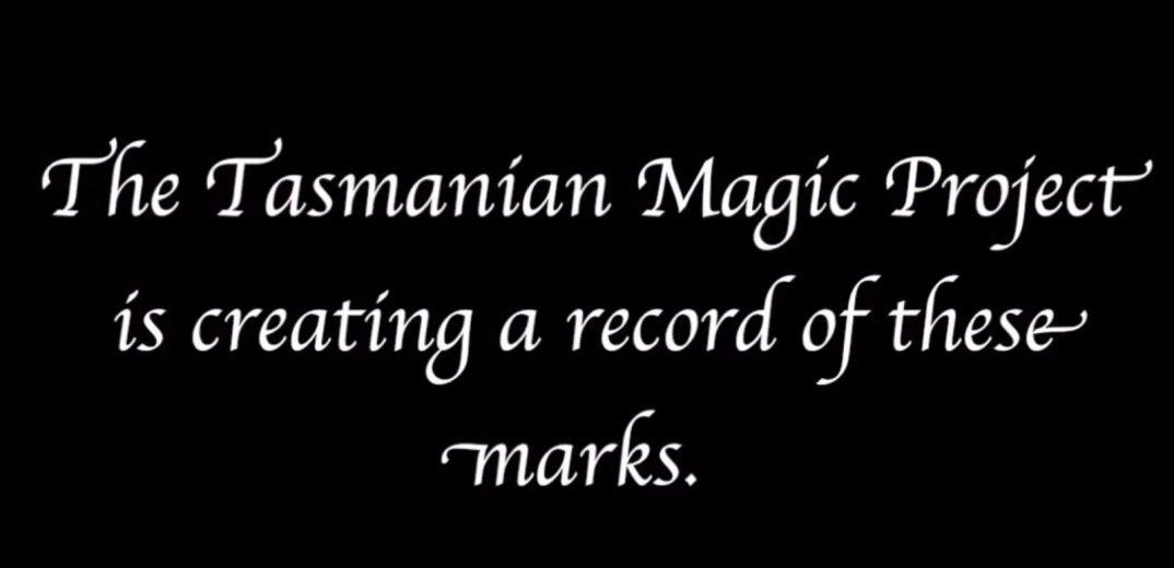 The Tasmanian Magic Project - video screencap 2