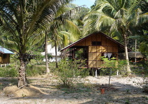 beach bungallow