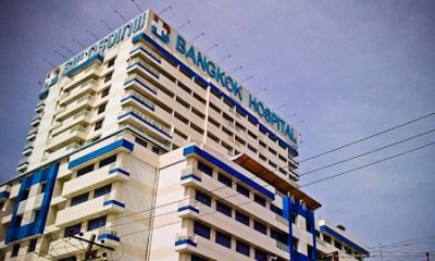 Bangkok hospital Thailand