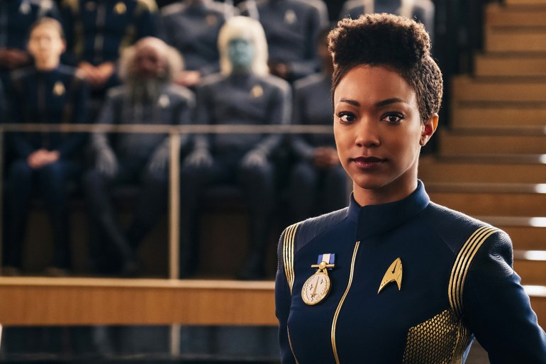 Michael Burnham