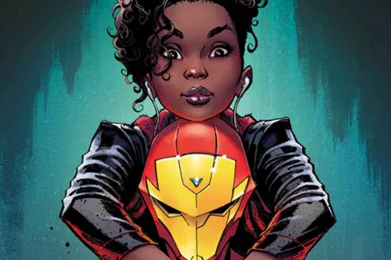 Riri Williams