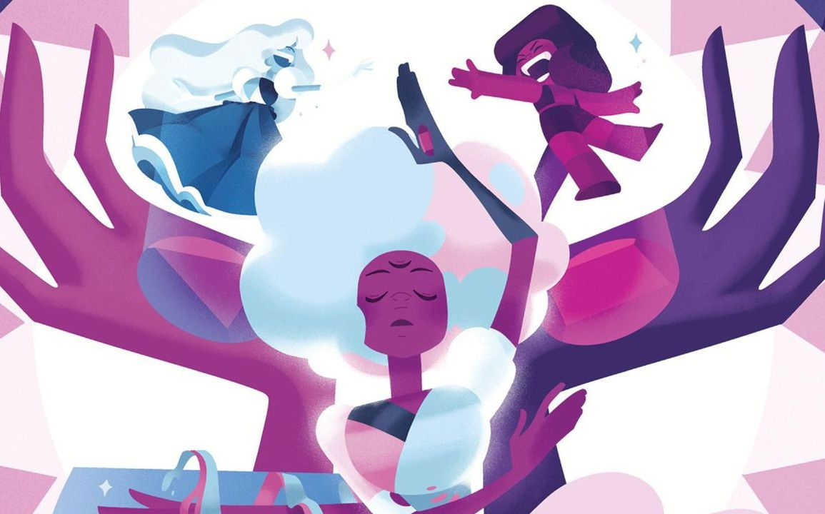 Steven Universe Fusion Frenzy #1