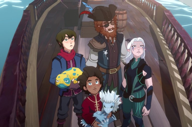 Why Kids Should Watch The Dragon Prince 3