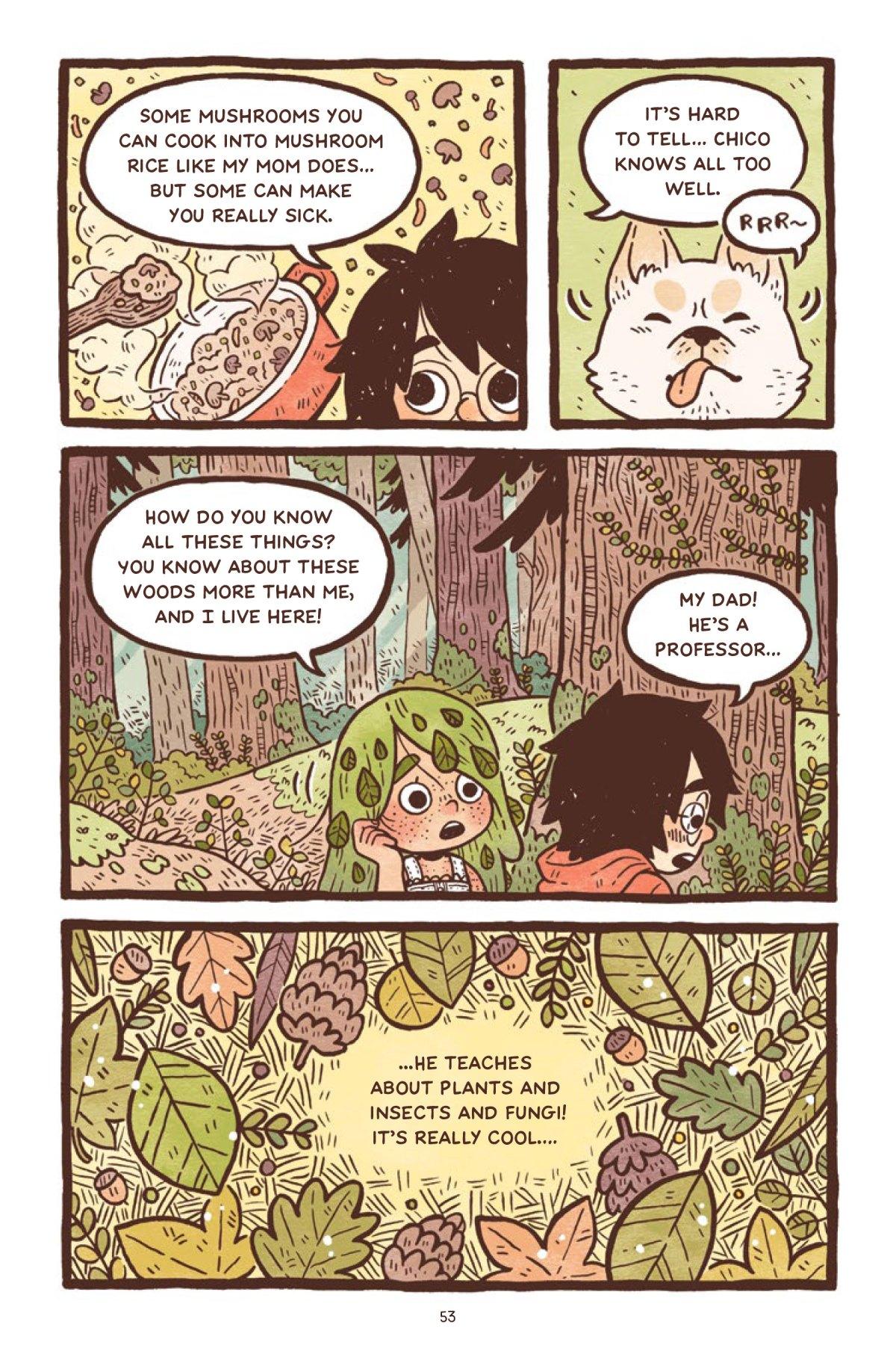Mai K. Nguyen's Pilu of the Woods