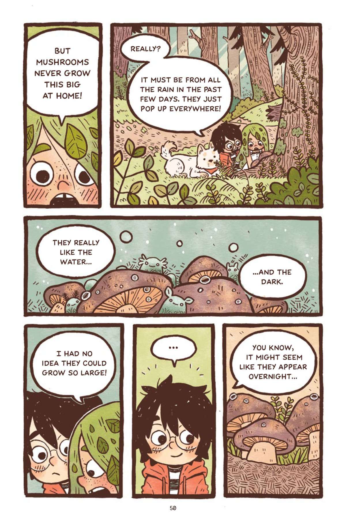 Mai K Nguyen's Pilu of the Woods
