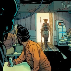 Princess Turned Scoundrel In Star Wars: Age Of Rebellion - Princess Leia #1 (One-Shot) 3