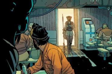 Princess Turned Scoundrel In Star Wars: Age Of Rebellion - Princess Leia #1 (One-Shot) 5