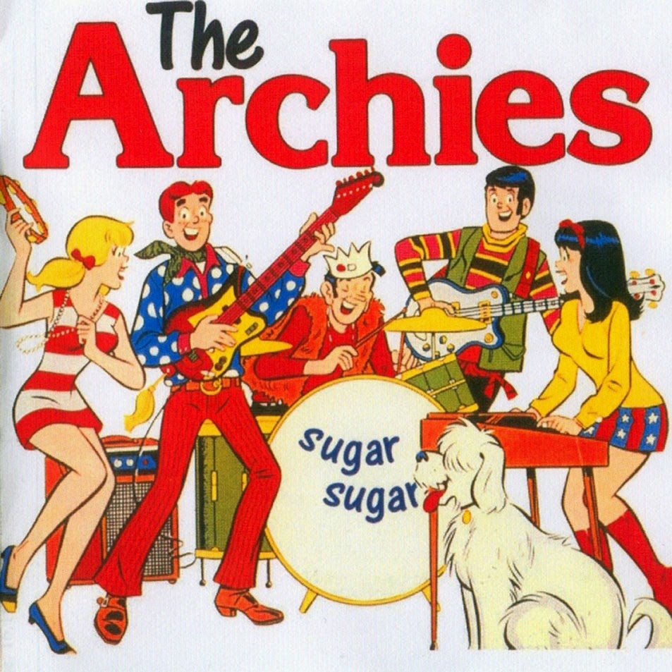 virtual bands, the archies