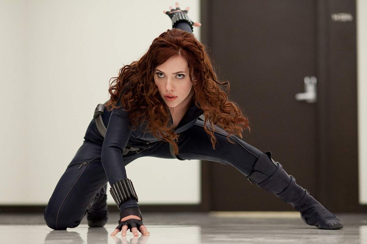 natasha romanoff in iron man 2