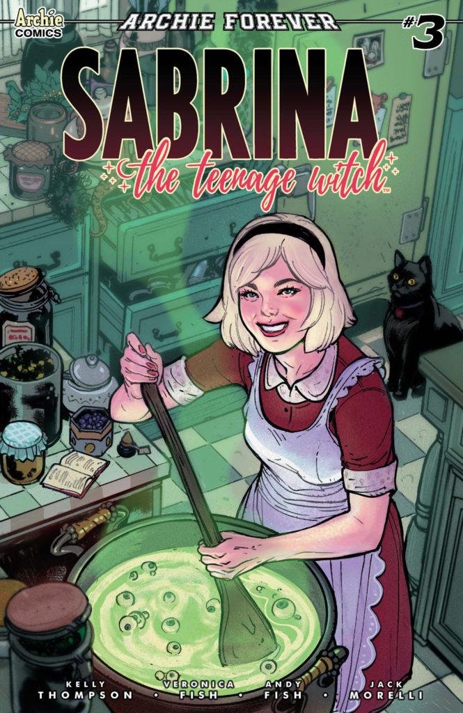 Sabrina TTW #3