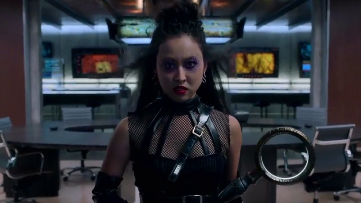 nico minoru uses the staff of one in the season two finale