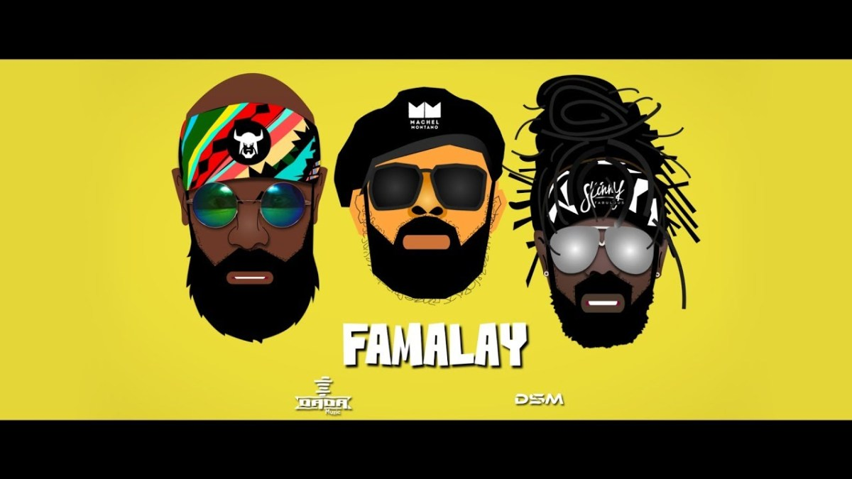 """Cover art for """"Famalay"""" by Machel Montano, International songs"""