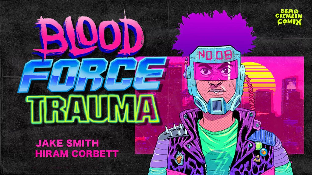Blood Force Trauma