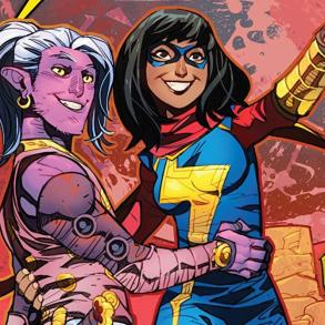 The Magnificent Ms Marvel #4