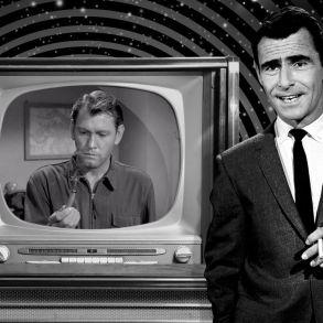 Twilight Zone Promo Picture.