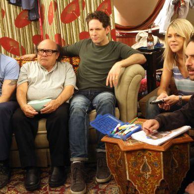 """IT'S ALWAYS SUNNY IN PHILADELPHIA -- """"Dee Made a Smut Film."""""""