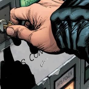 Doomsday Clock #11 (DC Entertainment)