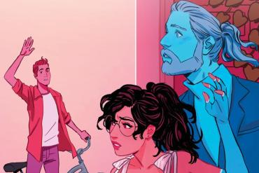 The Cover for Ghosted In LA #3 under BOOM!