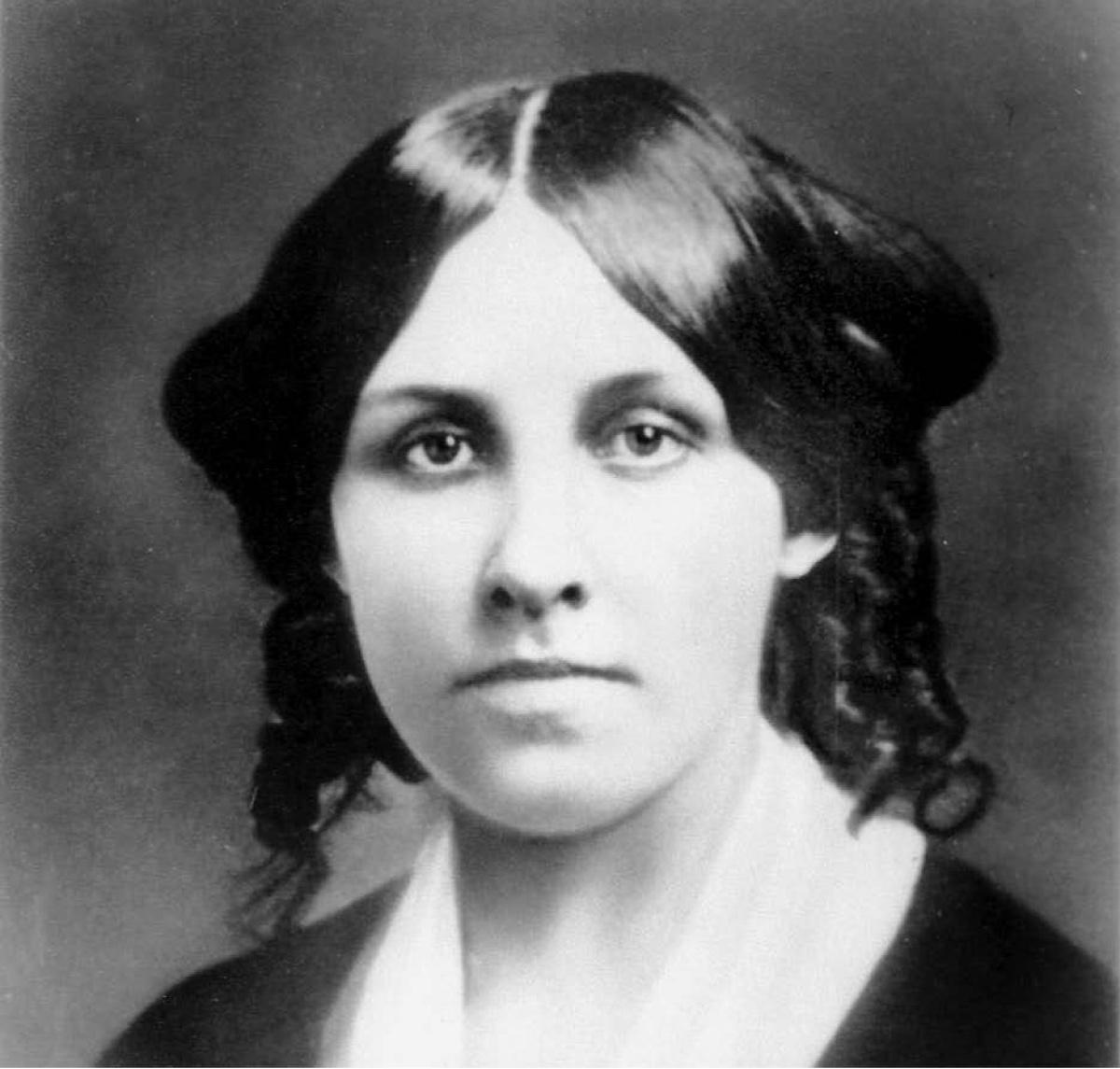 Louisa May Alcott, writer of Little Women