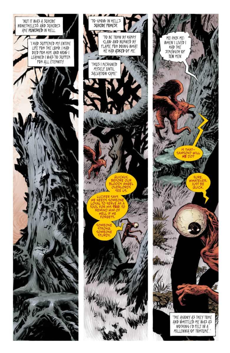 Lucifer #12 (DC Entertainment).